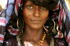 Beautiful Fulani Woman