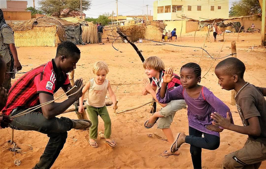 Yoga in Niamey
