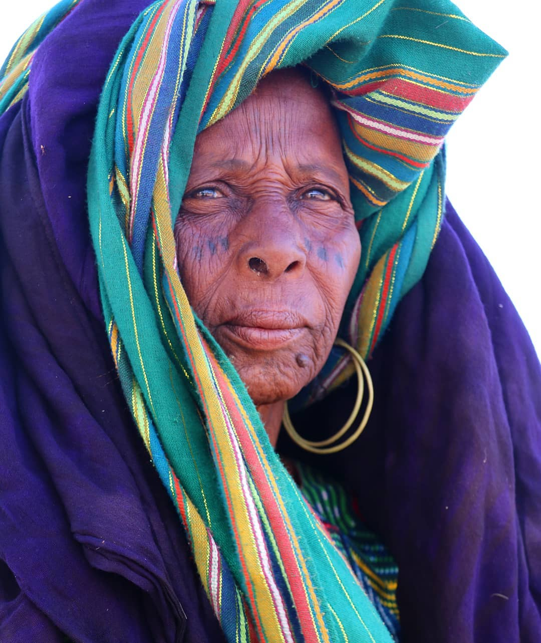 Wodaabe grandmother