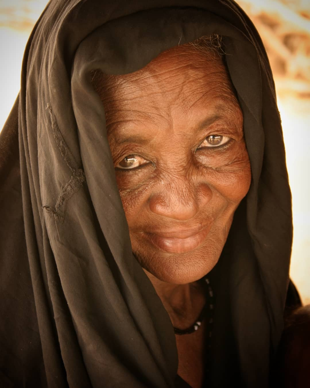 Touareg grandmother