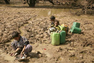 mud water